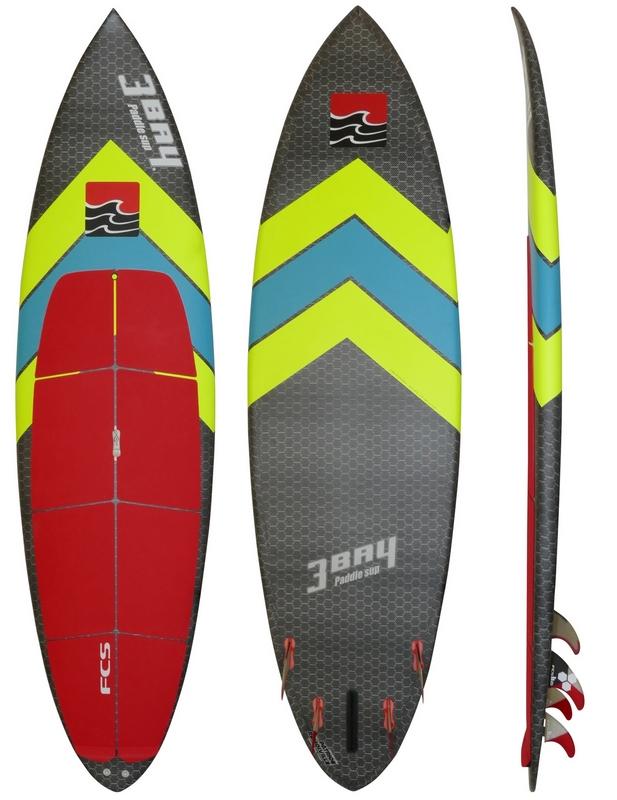 3Bay SUP Surf Davos 8'10