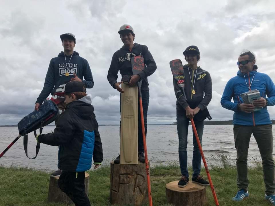 3 BAY Challenge du Moutchic - Lacanau 2018