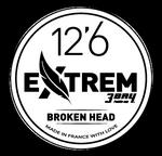 BROKEN HEAD 12′ 6» EXTREM