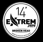 BROKEN HEAD 14′ EXTREM