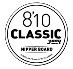 "NIPPER BOARD 8′ 10"""