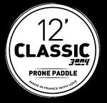 PRONE PADDLE 12′ CLASSIC