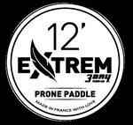 PRONE PADDLE 12′ EXTREM