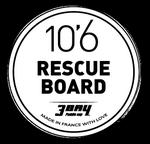 """RESCUE BOARD 10′ 6"""""""