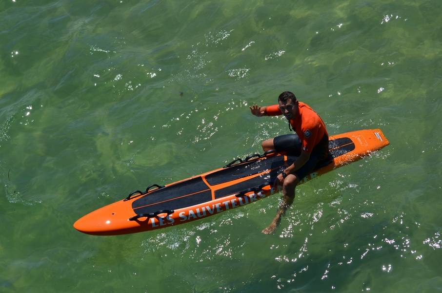 RESCUE Paddle SNSM