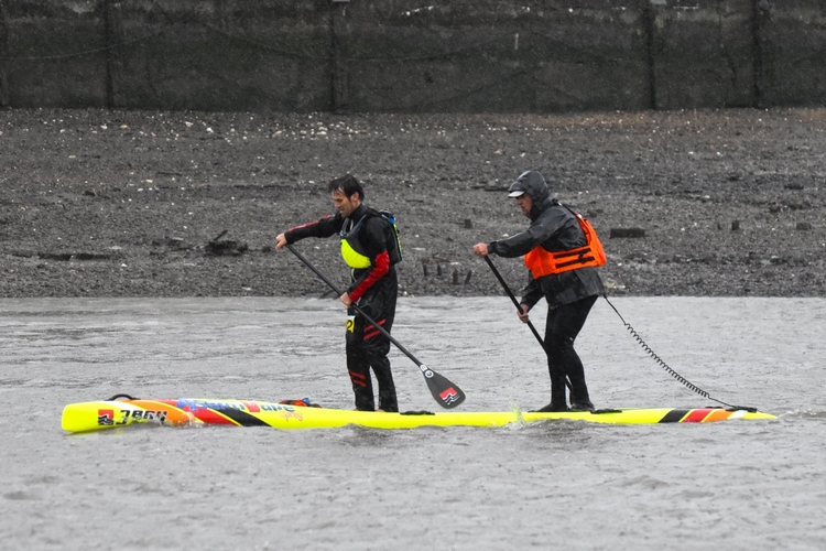 LONDON SUP CROSSING 2018