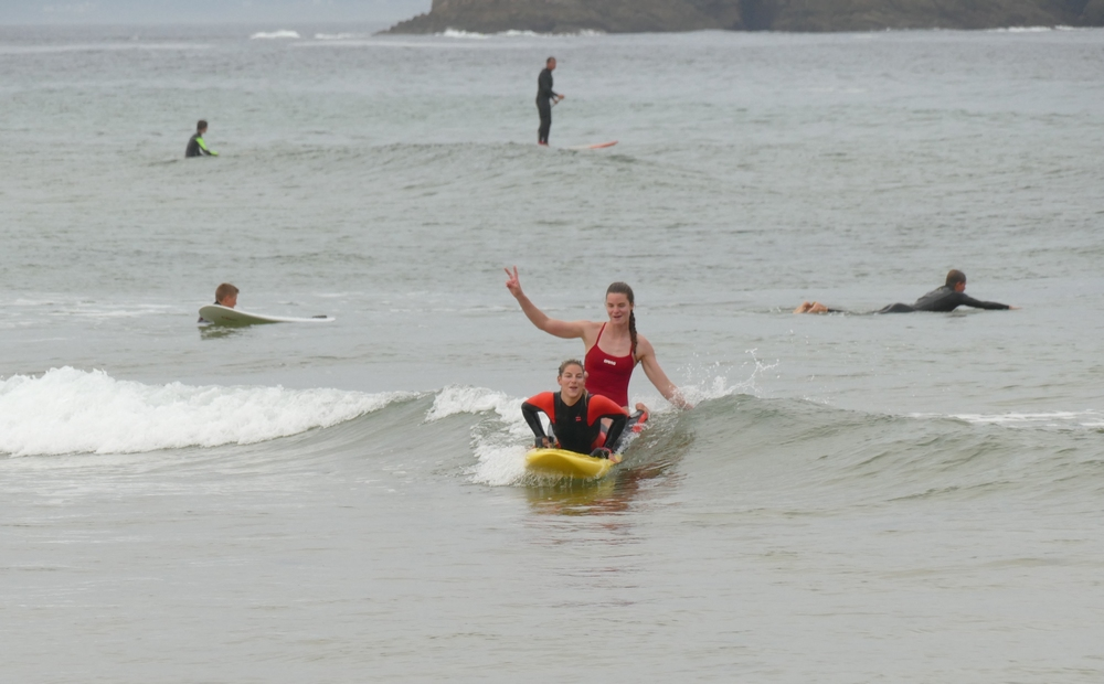 RESCUE Paddle 3 Bay